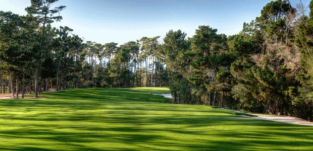 Poppy Hills Golf Course 1