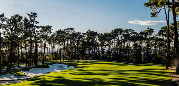 Poppy Hills Golf Course 4