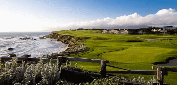 Half Moon Bay Golf Links - Ocean Course 0