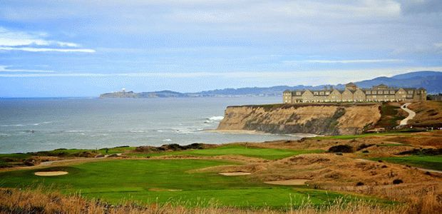 Half Moon Bay Golf Links - Ocean Course 2