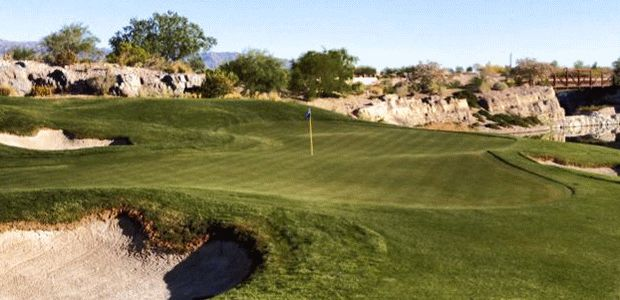 Coyote Springs Golf Club 5