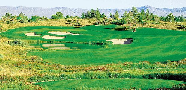 Primm Valley Golf Club - Desert 1