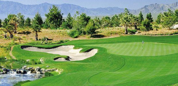 Primm Valley Golf Club - Desert 2