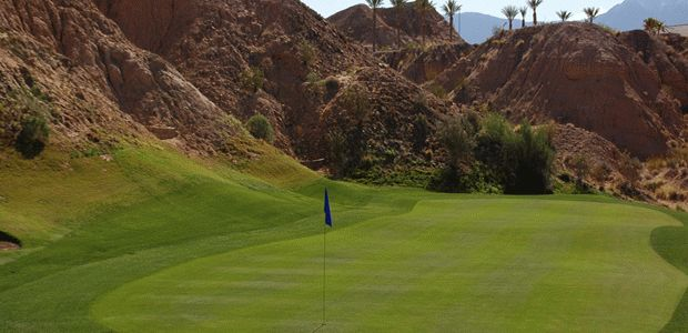 Oasis Golf Club - The Canyons 0