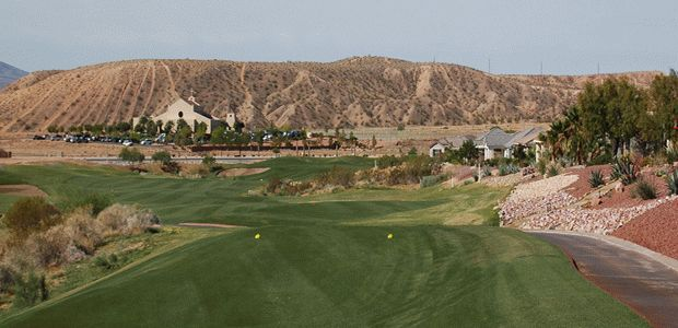Oasis Golf Club - The Canyons 1