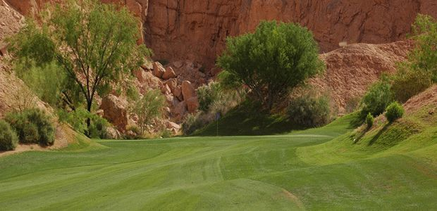 Oasis Golf Club - The Canyons 3