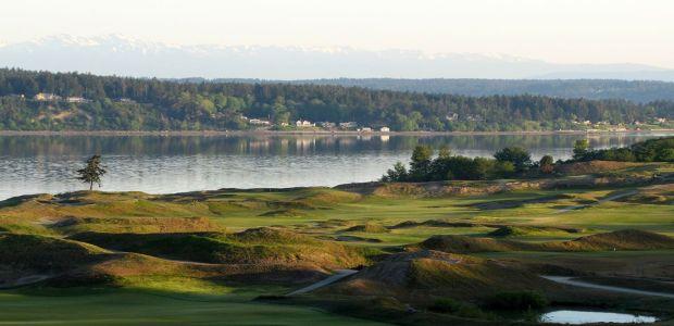 South Puget Sound, WA Golf Course Tee Times