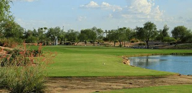Desert Springs Golf Course 2