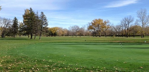 Henderson Lake Golf Club 5