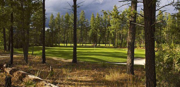 Bootleg Gap Golf Course-Championship 18