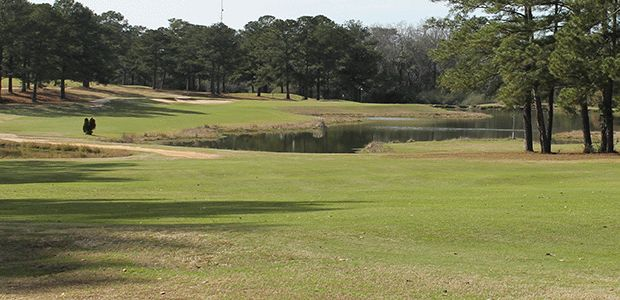 Dothan National Golf Club 1