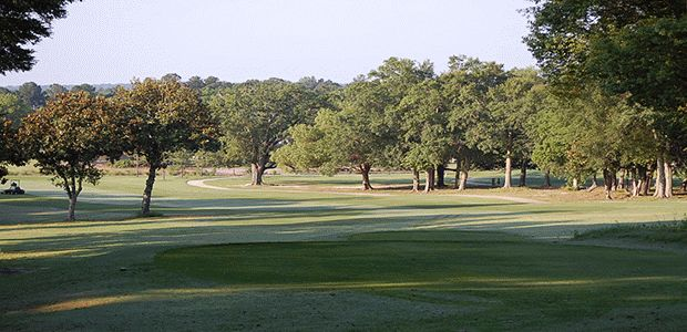 Spring Hill College Golf Course 2