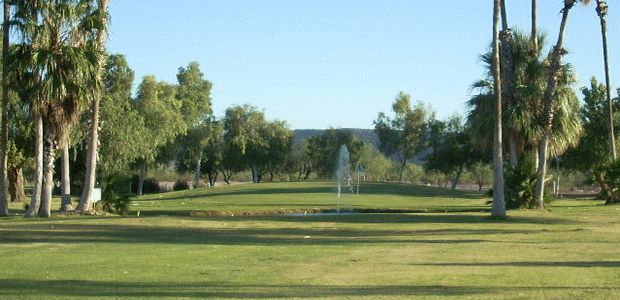 Ajo Golf Course 1