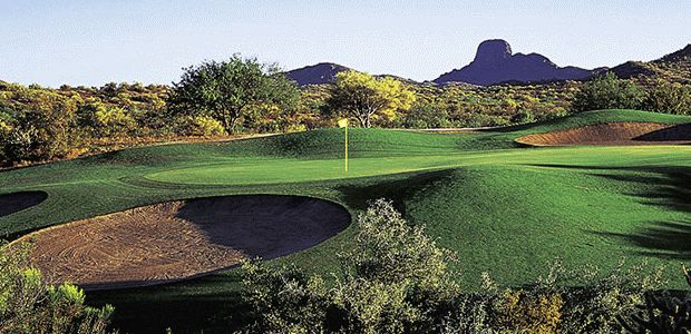 Los Caballeros Golf Club 1