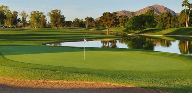 McCormick Ranch Golf Club - Palm Course 2