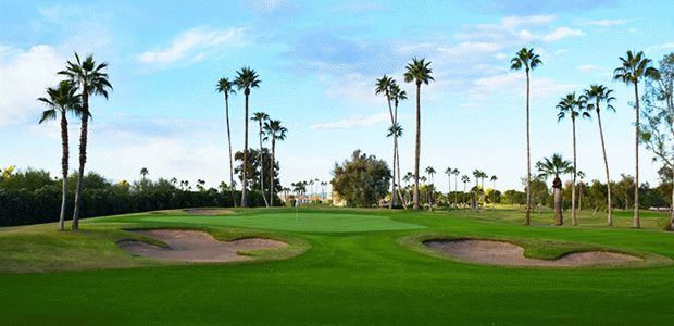 McCormick Ranch Golf Club - Palm Course 3