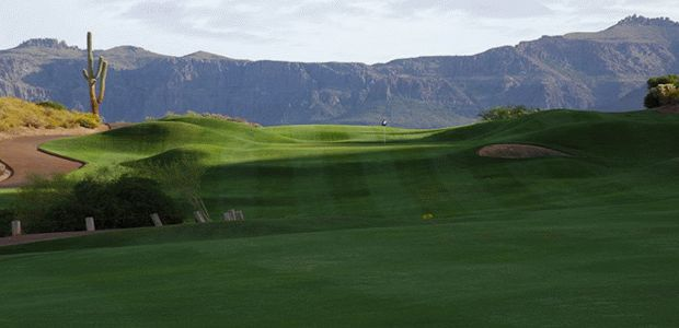 Gold Canyon Golf Resort - Dinosaur Mountain 0