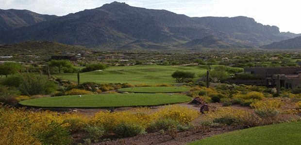 Gold Canyon Golf Resort - Dinosaur Mountain 2