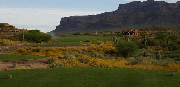 Gold Canyon Golf Resort - Dinosaur Mountain 3
