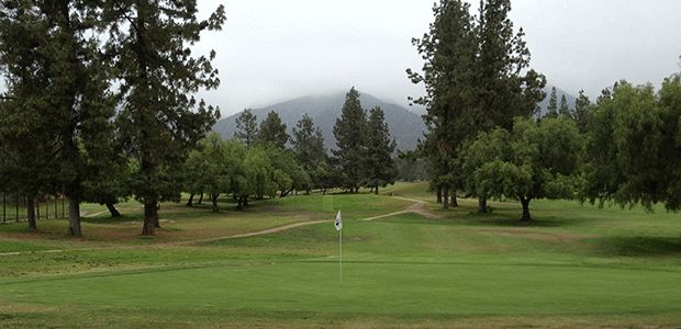 Eaton Canyon Golf Course 1