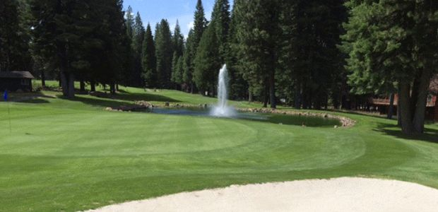 Lake Almanor West Golf Course 2
