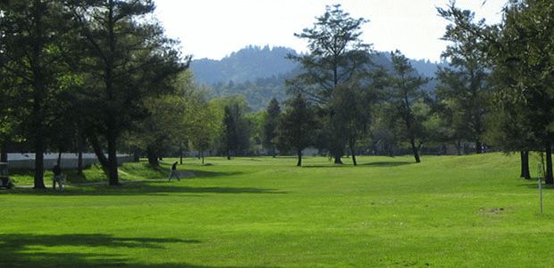 Mount St. Helena Golf Course 0