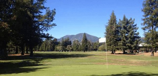 Mount St. Helena Golf Course 1