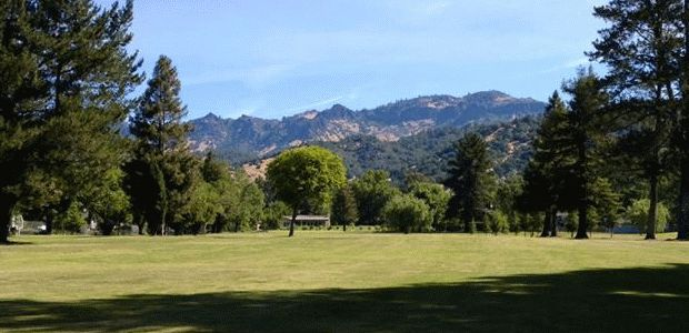 Mount St. Helena Golf Course 2