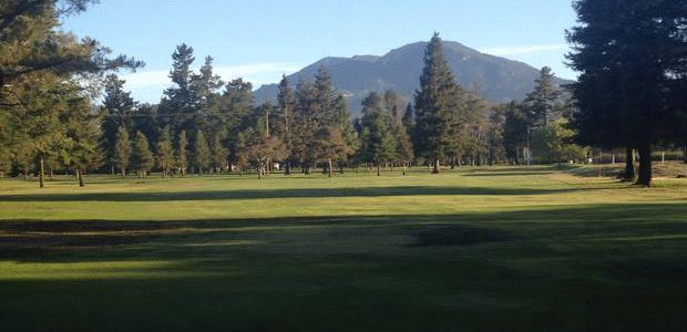 Mount St. Helena Golf Course 3