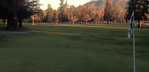 Mount St. Helena Golf Course 4