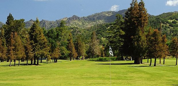 Mount St. Helena Golf Course 5