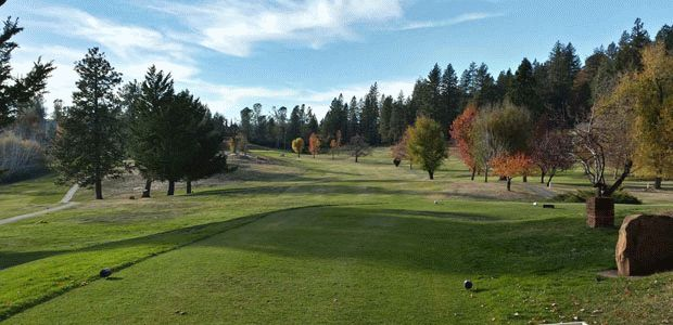 Nevada County Country Club 1