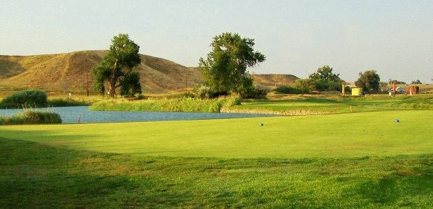 Riverdale Golf Course - The Knolls 3