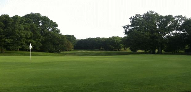 Oak Hills Park Golf Course 1