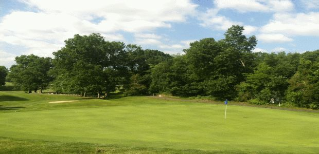 Oak Hills Park Golf Course 2