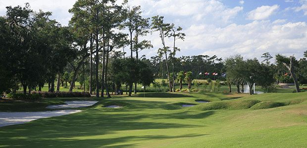 TPC® Sawgrass - THE PLAYERS Stadium 2