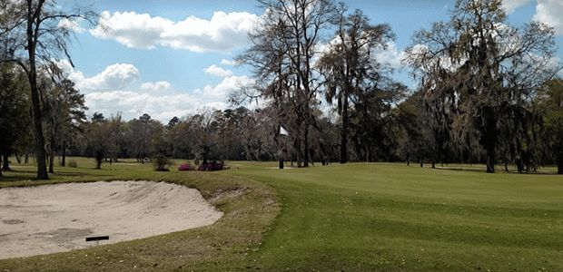 Country Oaks Golf Course 8