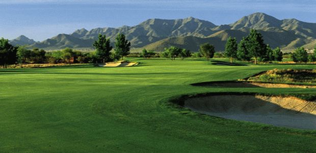 Talking Stick Golf Club - The O'odham Course 0