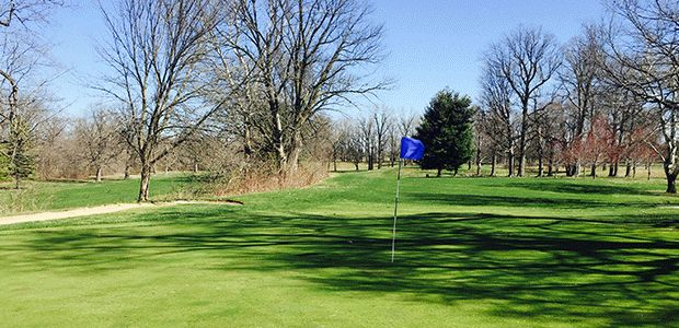 Frankfort Commons Golf Course 1