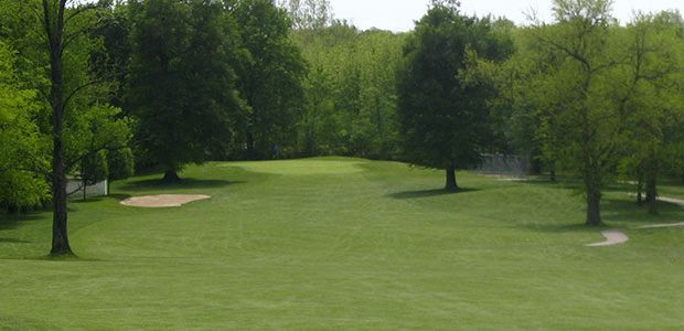 Winding River Golf Course 4