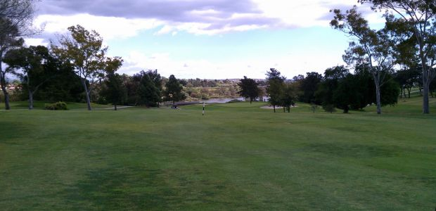 Mission Trails Golf Course 12