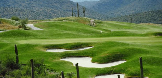 Starr Pass Golf Club - Rattler 0
