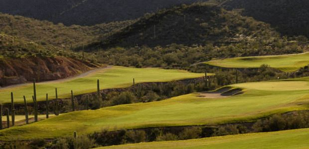 Starr Pass Golf Club - Rattler 4
