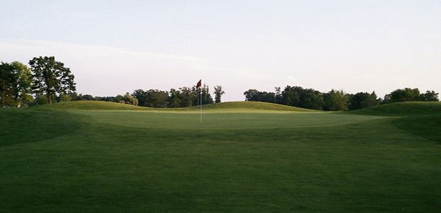 The Emerald Golf Course 2