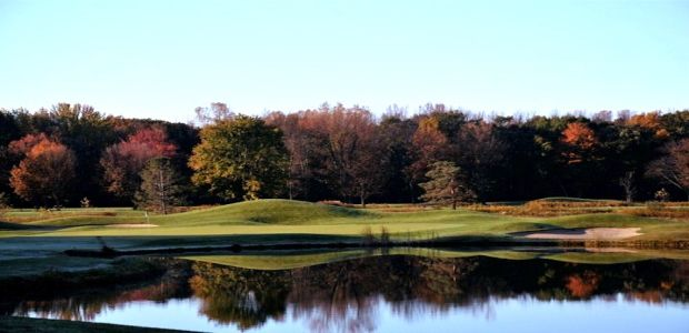 Currie Municipal Golf Course - West 4