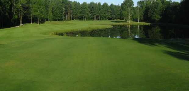 Currie Municipal Golf Course - West 8